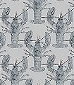 Lobster,-grey-Tiere-Fauna-Grau-Anthrazit