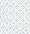 Loka,-col.-8-Rauten-Klassische-Muster-Jugendstil-Gold-Grau-Weiß