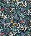 Lotte,-col.-1-Blumen-Tiere-Blätter-Schmetterlinge-Fauna-Florale-Muster-Multicolor