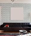 Luitpold-Rauten-Klassische-Muster-Weiß-Multicolor