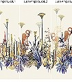 Lush-Amparo,-col.-02-Blumen-Tiere-Landschaft-Blätter-Vögel-Fauna-Florale-Muster-Moderne-Muster-FotoTapeten-Multicolor