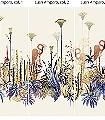 Lush-Amparo,-col.-03-Blumen-Tiere-Landschaft-Blätter-Vögel-Fauna-Florale-Muster-Moderne-Muster-FotoTapeten-Multicolor