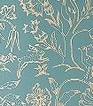 MIDDLEMORE-MOSS-GOLD-Blumen-Tiere-Blätter-Vögel-Früchte-Fauna-Florale-Muster-Gold-Multicolor