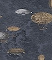 Macchine-Volanti,-col.02-Wolken-Flugzeuge-Ballons-Moderne-Muster