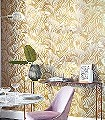 Mala,-col.-8-Blätter-Florale-Muster-Gold-Ocker