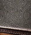 Malachite,-col.-12-Stein-Moderne-Muster-Schwarz-Bronze