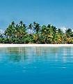 Maldive-Island-small-Strand-FotoTapeten-Türkis