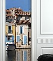 Martiques,-No.1-Gebäude-Wasser-FotoTapeten-Multicolor