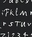 Mathilda,-col.06-Buchstaben-KinderTapeten-Schwarz-und-Weiß