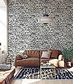 Mediterranea,-col.-13-Gebäude-Moderne-Muster-Gold-Silber-Schwarz-Weiß