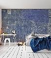 Melides-Stein-Patina-FotoTapeten-Blau