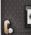 Metro,-col.-03-Graphisch-Grafische-Muster-Art-Deco-Gold-Braun-Anthrazit