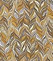 Miller,-col.08-20-50er-Art-Deco-1920er-Jahre-Ocker