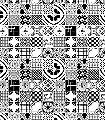Mixed-Tiles-Kachel-Schwarz-Weiß