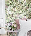 Moike-Blumen-Florale-Muster-Grün-Gelb-Rosa-Weiß