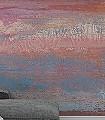 Morgentau-horizontal-Streifen-Farbverlauf-Moderne-Muster-Multicolor