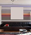 Motions,heygrey-Moderne-Muster-Silber-Multicolor