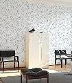 Moura,-col.08-Blumen-Äste-Florale-Muster-Grau-Türkis-Creme-Perlmutt