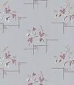 Muriel,-col.04-Blumen-Retro-Vintage-Tapeten-Retro-Muster-Gold-Lila-Grau-Rosa-Weiß-Flieder
