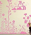 Mushroom-forest-Pink
