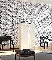 Navajo,-col.03-Blätter-Dreiecke-Moderne-Muster-Rot-Anthrazit-Schwarz-Weiß