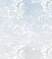 Nuvole-al-Tramonto,-col.-6-Wolken-Moderne-Muster-FotoTapeten-Blau-Türkis-Weiß