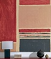 OUTSIDE-THE-BOX,-Ouverture-de-l-imaginaire-Graphisch-Moderne-Muster-FotoTapeten-Grafische-Muster-Rot-Rosa-Schwarz-Creme