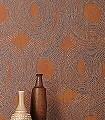 Ohin-Sierra-Kreise-Moderne-Muster-Grafische-Muster-Braun-Anthrazit