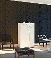 Olivia,-col.-52-Bögen-Grafische-Muster-Art-Deco-Blau-Braun-Anthrazit