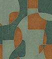 Op-Art,-col.-03-Graphisch-Grafische-Muster-Grün-Braun