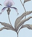 Orchid-No.-28-Blumen-Moderne-Muster-Grau-Rosa-Olive-Hellgrün