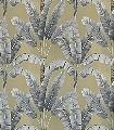 Palmaria,-col.-2-Blätter-Florale-Muster-Gold-Grau-Braun