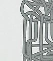 Pathway,-col.81-Formen-Grafische-Muster-Jugendstil-Gold-Grau-Creme