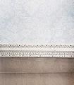 Patterned-Illusion-2,-grey-Ornamente-Vertäfelung-Moderne-Muster-Grau-Braun-Weiß-Creme