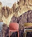 Peaks-Color-Berge-FotoTapeten-Schwarz-Weiß