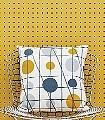 Peggy,-Mustard-Punkte-Moderne-Muster-Gelb-Schwarz