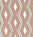 Pemba,-col.-02-Rauten-Graphisch-Grafische-Muster-Rot-Blau-Weiß