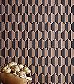 Petite-Tile,-col.-2-Quadrate/Rechtecke-Moderne-Muster-Schwarz-Bronze