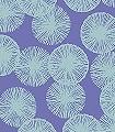Petronella,-col.19-Kreise-Retro-Muster-Flieder-Hellblau