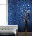 Phasia,-imperial-Blumen-Ranken-Art-Deco-Art-Deco-1920er-Jahre-Blau