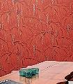Phasia,-spicy-Blumen-Ranken-Art-Deco-Art-Deco-1920er-Jahre-Orange