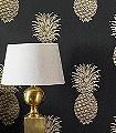 Pineapple-Royale,-col.06-Früchte-Exoten-Schwarz