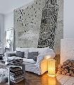 Pisa-Edition-Gebäude-Moderne-Muster-FotoTapeten-Grau-Schwarz