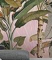 Plantation,-col.-5-Bäume-Blätter-Florale-Muster-FotoTapeten-Multicolor