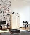 Progetti-Fototapeten-FotoTapeten-Braun-Anthrazit-Creme