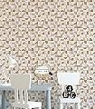 Puzzle-Labyrinth,-col.-02-Kreise-Graphisch-Grafische-Muster-Art-Deco-Gold-Grau-Rosa-Weiß
