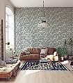Puzzle-Labyrinth,-col.-04-Kreise-Graphisch-Grafische-Muster-Art-Deco-Gold-Türkis-Weiß