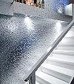 Quantum-Foam-Kreise-Moderne-Muster-Silber