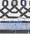 Rania,-col.01-Ornamente-Stoff-Orientalisch-Blau-Grau-Schwarz-Weiß