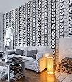 Rankal,-col.76-Streifen-Blumen-Florale-Muster-Grau-Weiß-Perlmutt-Hellbraun